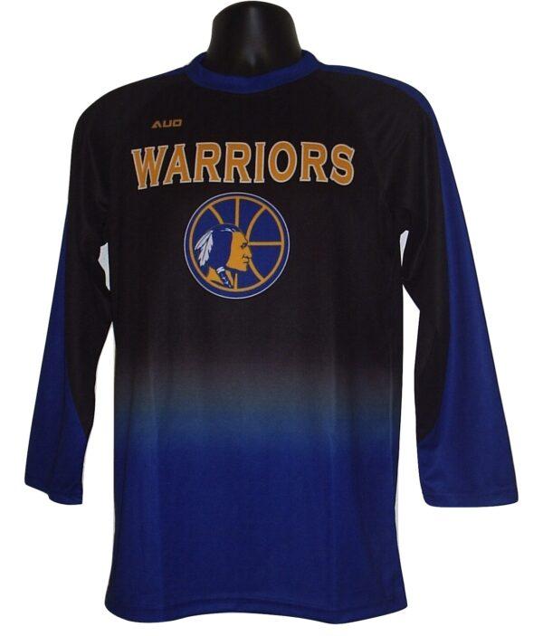 Sublimated Basketball Shooting Shirts