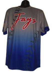 Sublimated Crew Baseball Jerseys