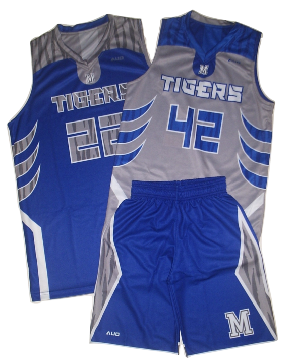 Sublimated Reversible Jersey