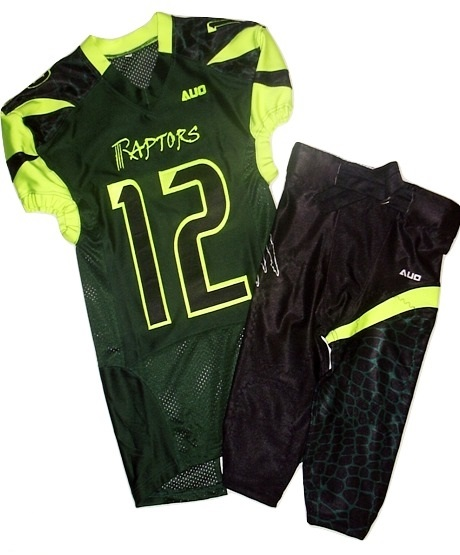 Football full compression uniform set
