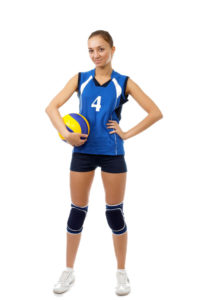 Sublimated Volleyball Sleeveless Jerseys