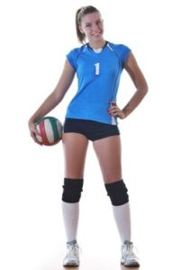 sublimated volleyball uniforms