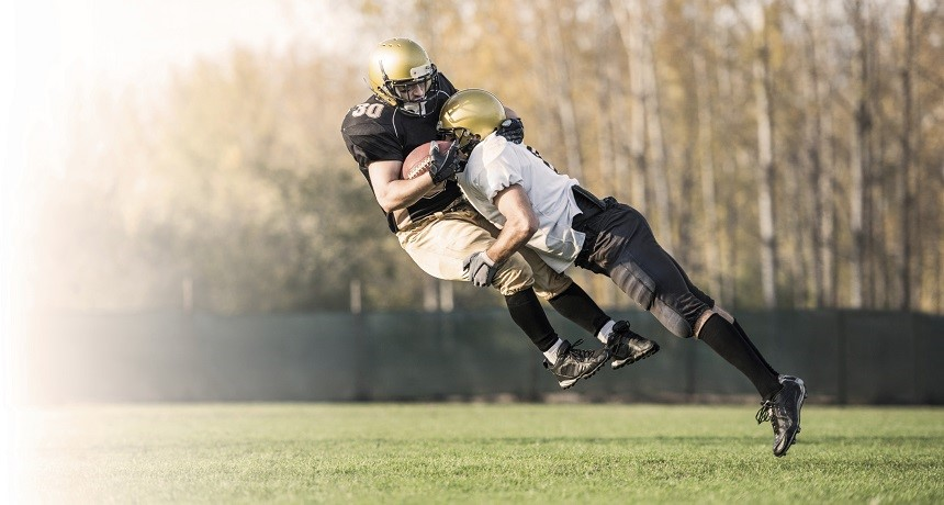 Should you let your kid play football?