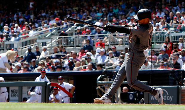 Called-up contributors provide D-backs added boost in sweep of Giants