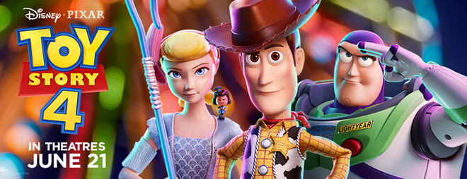 Big League Dad: Advance Screening Toy Story 4