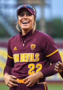 Kindra Hackbarth's transfer to ASU led to All-American softball campaign