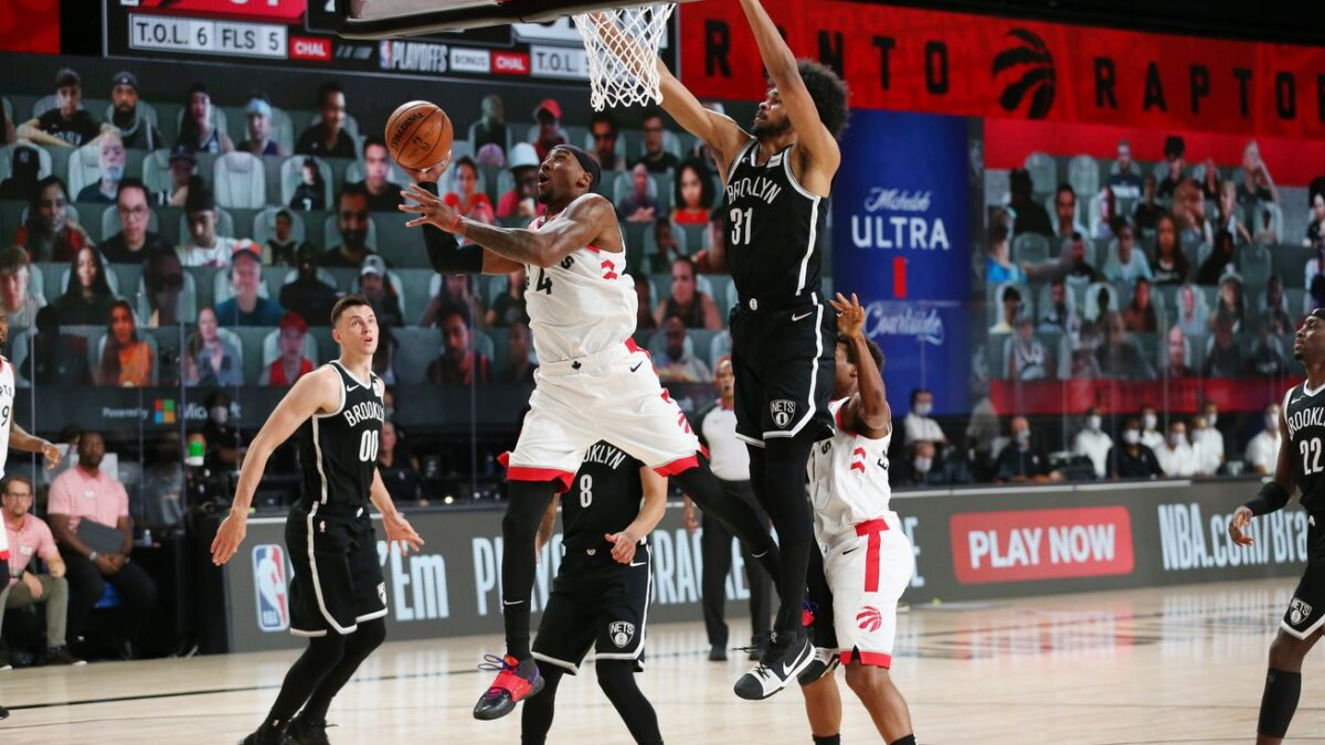 Arizona in the NBA Playoffs: Rondae, Raptors roll Nets in series opener